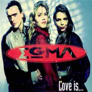 Egma - Love Is... album