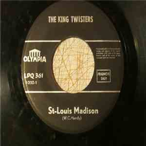 The King Twisters - ST-Louis Madison / Las Vegas Twist album