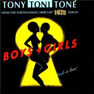 Tony Toni Toné - Boys + Girls album