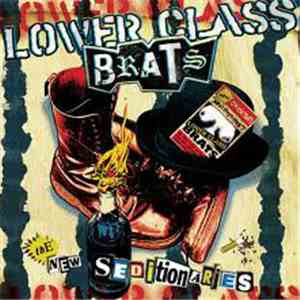 Lower Class Brats - The New Seditionaries album