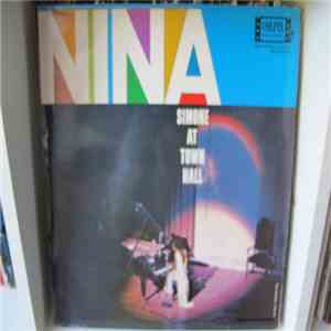 Nina Simone - Nina Simone At Town Hall album